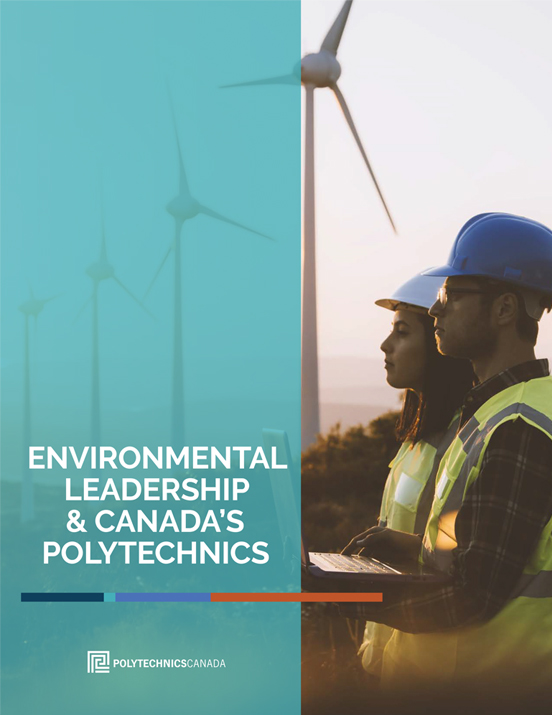 Environmental Leadership & Canada's Polytechnics
