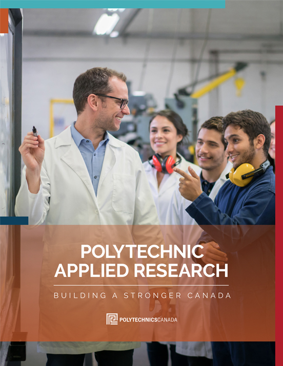 Polytechnic Applied Research: Building a Stronger Canada