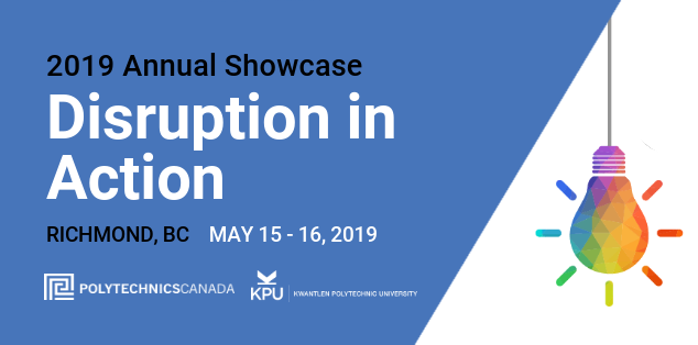 2019 Annual Showcase: Disruption in Action